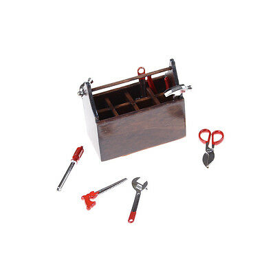 1//12 Scale Dollhouse Miniature Wooden Folding Ladder #SDF810