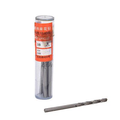 10x micro HSS 0.3-3mm tige droite mèches de perçage sets minuscules durable Xg