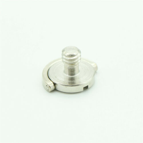 14 Screw With C Ring For Camera Tripod Monopod Quick Release
