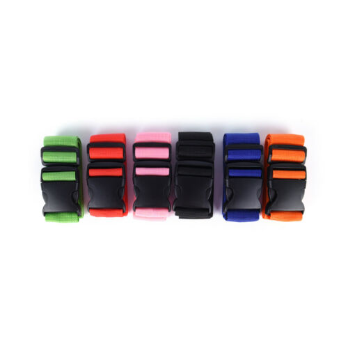 Useful Travel Luggage Suitcase Strap Baggage Backpack Safe Belt Reinforcement YT 7