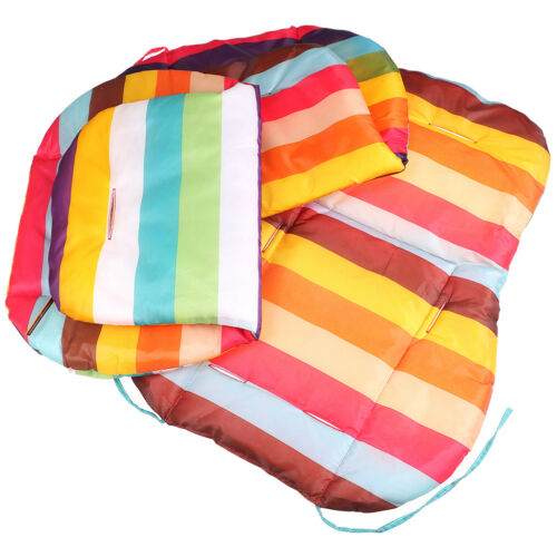 Baby Stroller seat Cushion Stroller Pad mattresses Pillow Cover  Thicken PadHJ 7