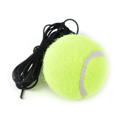 Tennis Trainer Baseboard Sparring Device Tennis Training Tools with Tennis balls 9