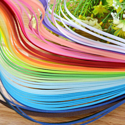 260 Paper quilling strips flower gift paper for  craft handmade paper Decor  ST