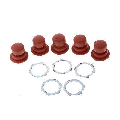 5Pcs Carburetor Oil Cup/Primer Bulb For Tecumseh Engines 36045 36045FHFA 2