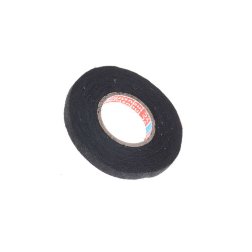 Fine Heat Resistant 19Mmx15M Adhesive Fabric Cloth Tape Car Cable Harness Wiring 101 Ferenstreekradiomeanderfmnl