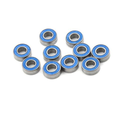 10pcs 5116 5x11x4mm Replacement Precision Ball Bearings MR115-2RS NWUSGEUSWI 3
