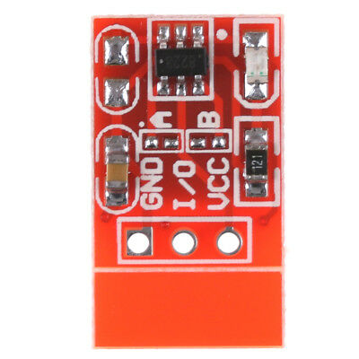 10Pcs TTP223 Capacitive Touch Switch Button Self-Lock Module RT