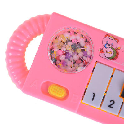 Popular Mini Plastic Electronic Keyboard Piano Kid Toy Musical Instrument HC ^S 6