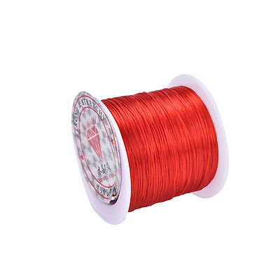 50M Strong Stretch Elastic Cord Wire rope Bracelet Necklace String Bead 0.5m ME