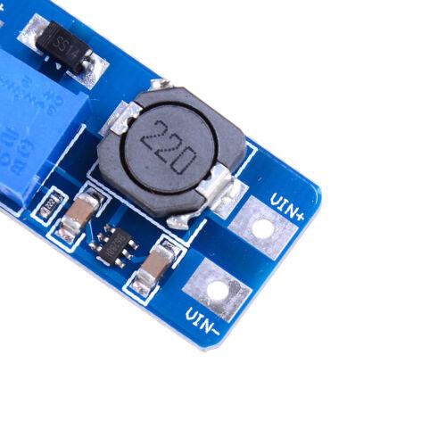 24V28V to 5V O 12V E2D3 DC-DC USB buck regulator power supply module 7.5V-9V