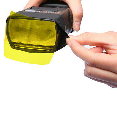 FLash/Speedlite/Speedlight Color Gels Filter 20pc w/Gels-Band kit  T as 5