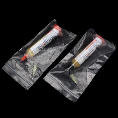 10CC Amtech NC-559-ASM-UV RMA-223-UV Flux Lead Free Soldering Material CYCA
