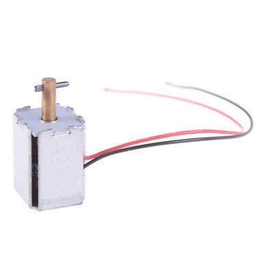 DC 12V BS-0521N Bidirectional Self-retaining Solenoid Push Pull Electromagnet