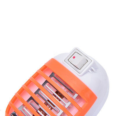 Piège à insectes électrique à insectes, insecte, mouche LED, lampe de nuit OP 7