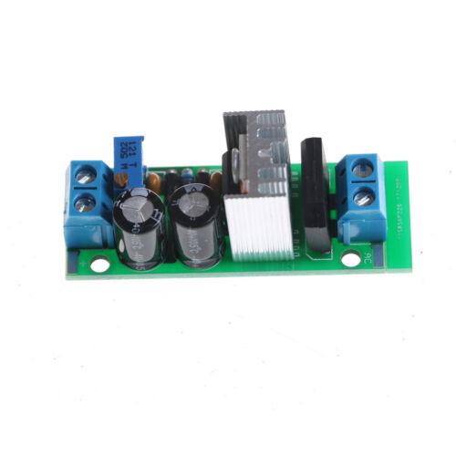 LM317 Einstellbares geregelter Gleichrichter Filter Netzteil Board Modul Hot dx