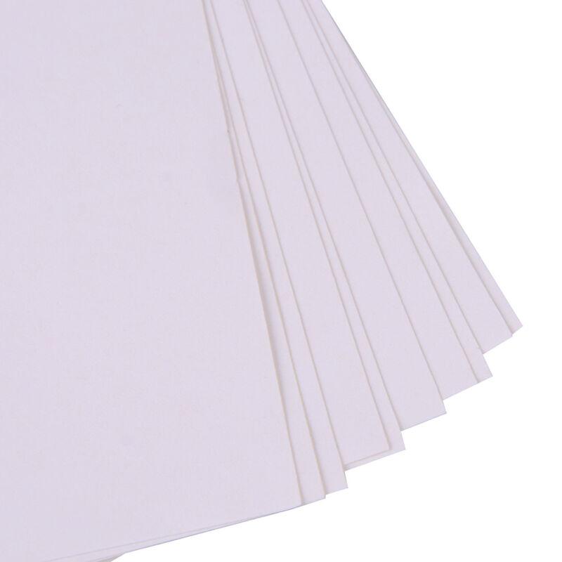 10 feuilles A4 autocollant auto-adhésif blanc mat imprimable mat Iink pour  ~PL 6