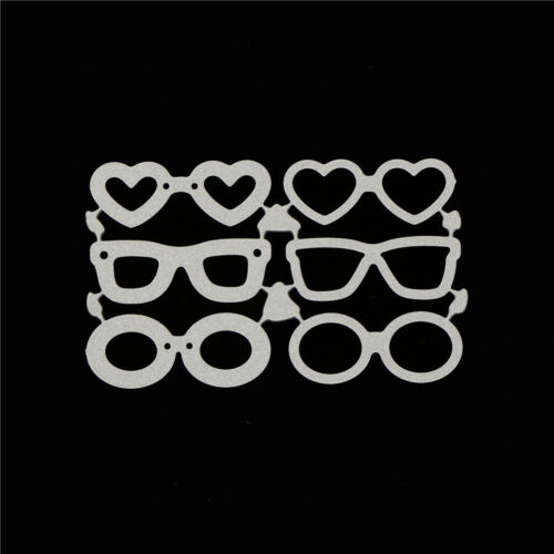 Beach sunglasses Metal Cutting Dies Stencil for DIY Scrapbooking Album Cards KY 5