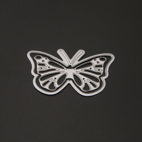 Butterfly Metal Cutting Dies Embossing Molds Scrapbook Decoration Crafts Al A1X1