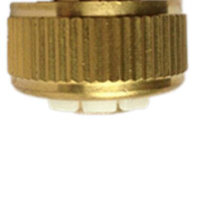 Garten rasen Wasserschlauch rohrverbinder mender repairer fitting stecker 12mmSA