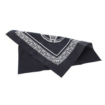 49*49cm pentacle tarot game tablecloth board game textiles tarots table cover HU 5