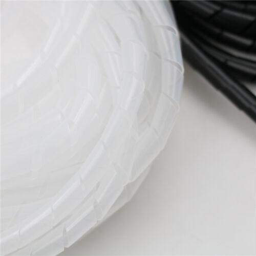 Tube d/'enroulement en spirale de 1m d/'enveloppe de tube de gaine de câble ignLTA