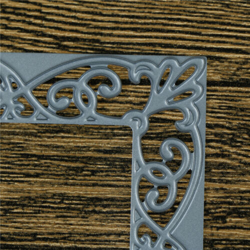 Square Hollow Lace Metal Cutting Dies For DIY Scrapbooking Album Paper Card XJ 7