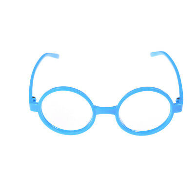 Kids Glasses Without Lens Party Dress Cosplay Props Baby Frame Glasses Gift RS