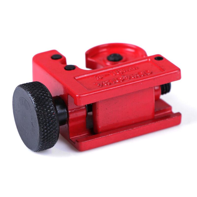 """Mini coupe-tube pour tuyaux 1/8 """"à 5/8"""" OD Cuivre Laiton Aluminium Outil de OFQ 9"""
