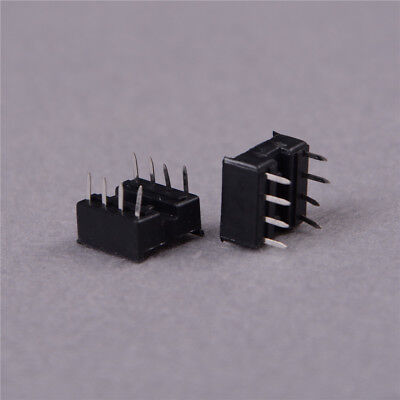 100PCS 8 Pin DIP Pitch Integrated Circuit IC Sockets Adaptor Solder Type  new. 6