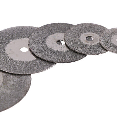 5 Pc Dental Ultra-Thin Sand Diamond Disc Wheel Porcelain Teeth Cutting.PolishiES 8