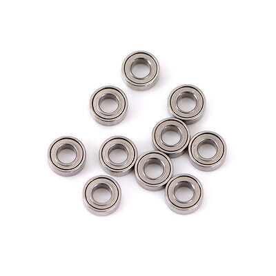 10pcs Mini Bearing steel bearing Rolling Ball Bearings MR63ZZ 3*6*2.5mm、2018 2
