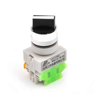 1Pcs 3P4T 3 Pole 4 Position Single Wafer Band Selector Rotary Switch 17g IU