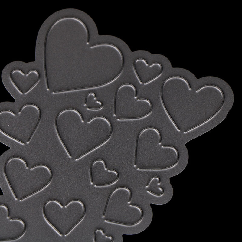 Love Heart Metal Cutting Dies For DIY Scrapbooking Card Paper Album KY 6