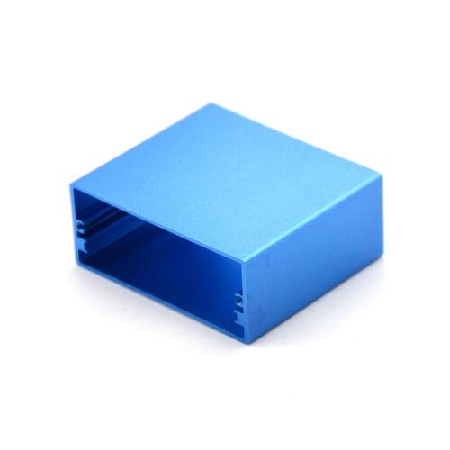 DIY PCB Instrument Aluminum Box 50*58*24mm Enclosure Case Project electronicFEH 4
