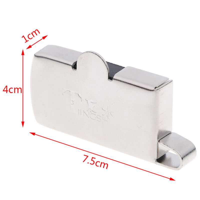 Universal magnet seam guide for domestic industrial sewing machine presser footM