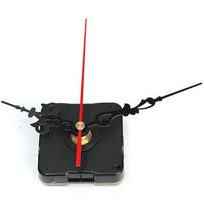 1 Set Quartz Clock Movement Mechanism DIY Kit Battery Powered Hand Tool Set J7 2