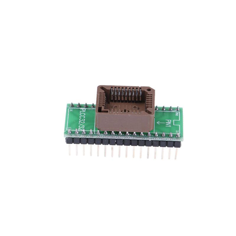 Plcc32 to dip32 programmer adapter ic socket converter module RDR 3