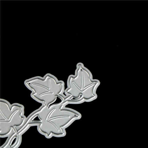 2X Flower Tree Design Metal Cutting Die For DIY Scrapbooking Album Paper CarATA 8