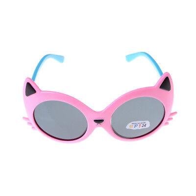 2 sur 6 Filles garçon 5 couleurs Cartoon Cat anti UV400 lunettes de soleil  enfant bébéGé bdf6897ab0ad