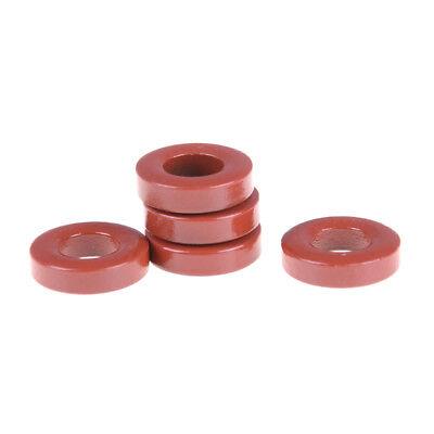 5 pieces Micrometals Amidon T68-2 Iron   Toroidal Core T-68-2 Toroid LJ