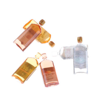 1:12 Dollhouse Home Decor 6x Doll House Miniature Accessories Bottles VGYT 4
