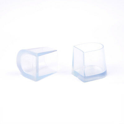 1-5 Pairs Clear Wedding High Heel Shoe Protector Stiletto Cover Stoppers^ 3