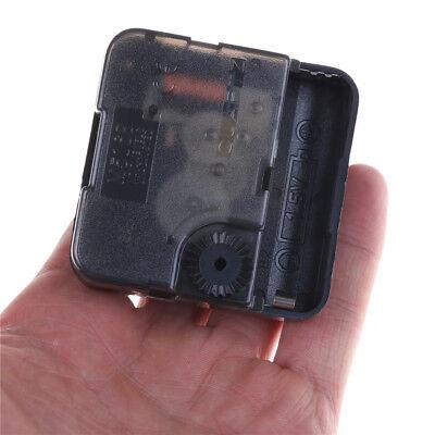15mm hilo largo silencioso silencio reloj de cuarzo mecanismo de movimientoDIYF3 4