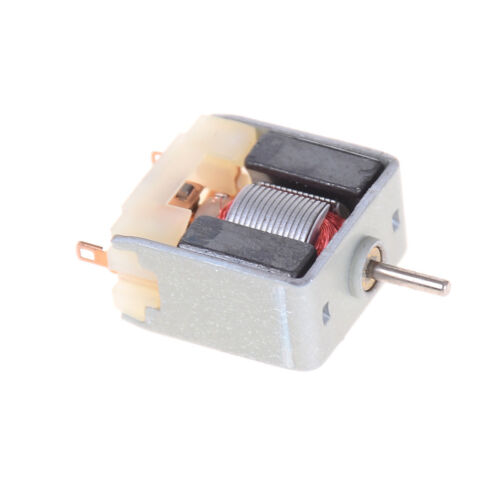 2pcs DC3V 6200RPM High Speed Mini 020 Motor For Hobby Toy Model DIY @SP