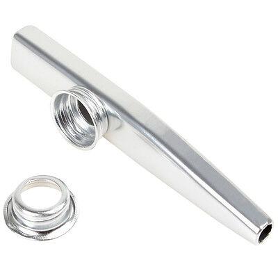 Aluminium Legierung Kazzoo Kazoo aus Metall Musik Instrument  UE 5