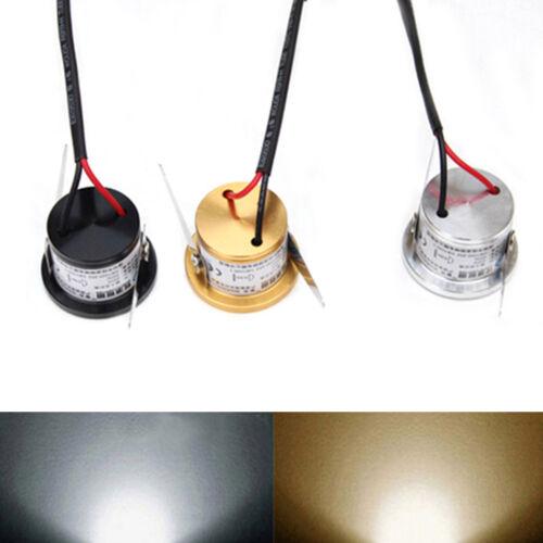 1w mini led lights petit spot luminaire led luminaire plafonnier 85 265v eur 1 98 picclick fr. Black Bedroom Furniture Sets. Home Design Ideas
