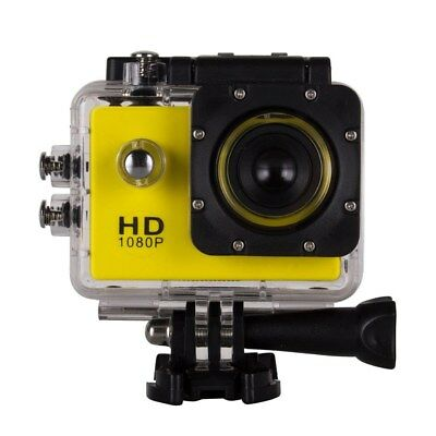 ACTION CAMERA SPORT IMPERMÉABLE ULTRA HD 4K 1080P 12MP GOPRO STYLE DV Caméscope 4
