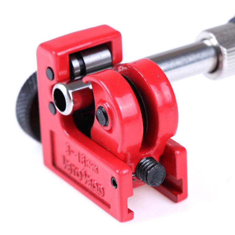 """Mini coupe-tube pour tuyaux 1/8 """"à 5/8"""" OD Cuivre Laiton Aluminium Outil de OFQ 5"""