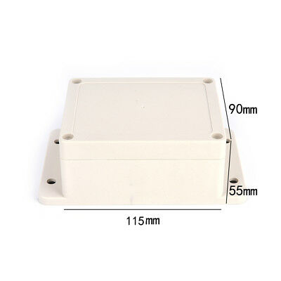 115*90*55mm waterproof plastic electronic project cover box enclosure case S&K 2