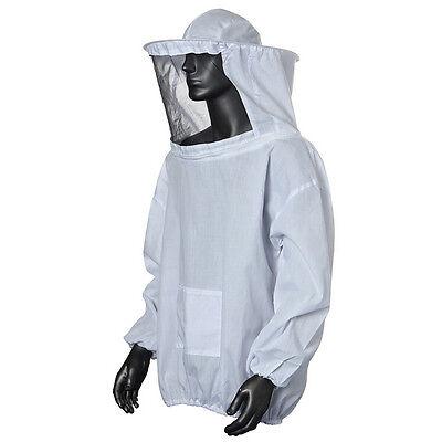 Apiculture veste voile blouse  abeille garder chapeau costume manches 9H